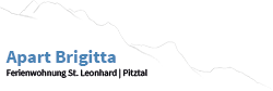 Apart Brigitta | holiday apartment St. Leonhard Pitztal